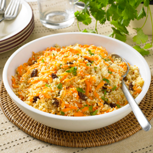 Couscous, Orange and Carrot Salad