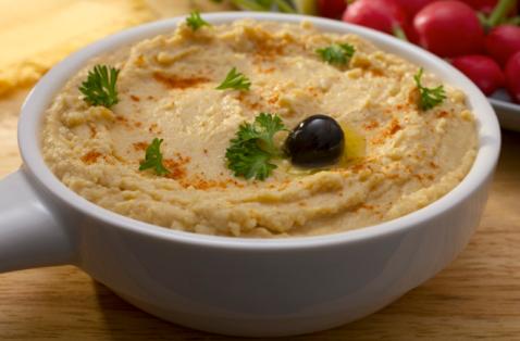 Middle Eastern Hummus